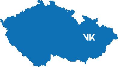Adresa prodejny VK OKNA